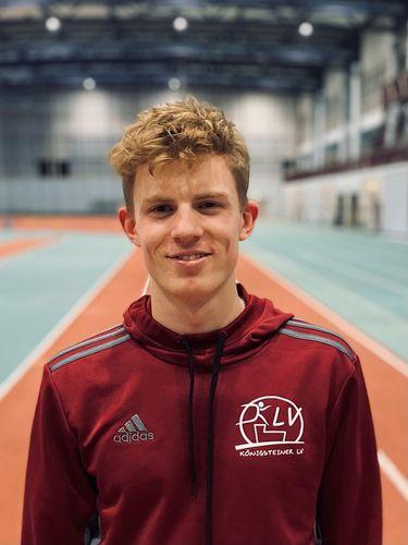 """Deutscher U20-Rekord für """"Neu-HLVler"""" Sven Wagner über 10 Kilometer"""